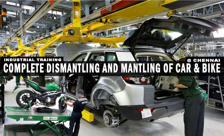 INDUSTRIAL TRAINING IN AUTOMOBILES FOR MECHANICAL ENGINEERS