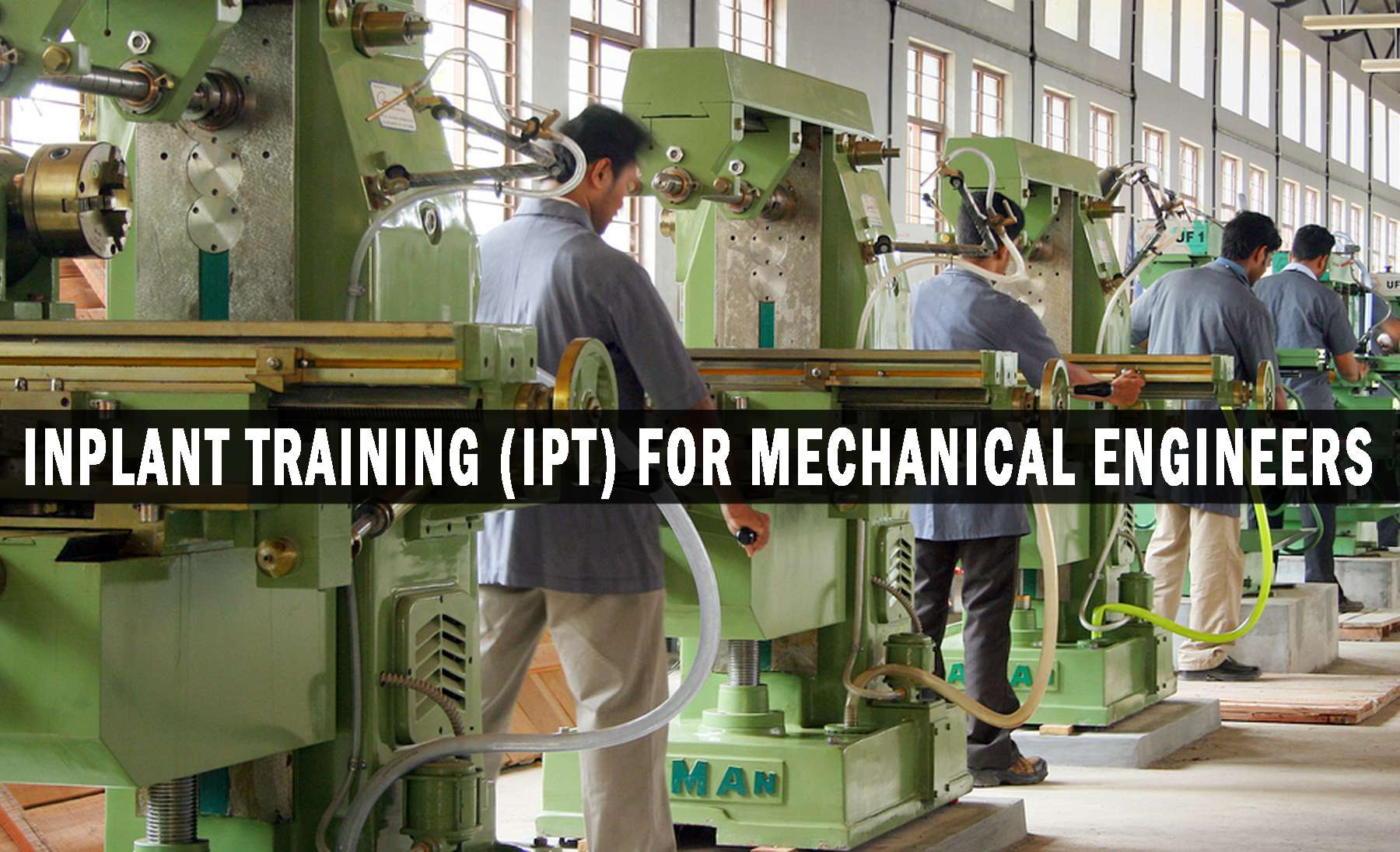 INPLANT TRAINING (IPT) -  MANUFACTURING - SSP PRECISION ENGINEERING PVT LTD in collaboration with NERI (2 Certificates)